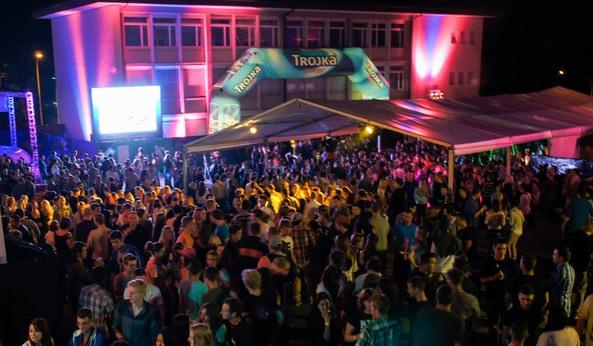 Sanitätsdienst SummerX Party Dürrenäsch