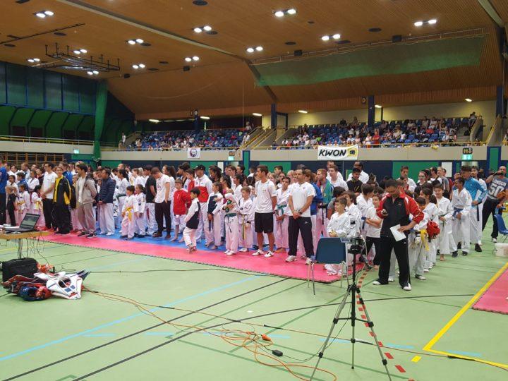 Sanitätsdienst Taekwondo Sursee